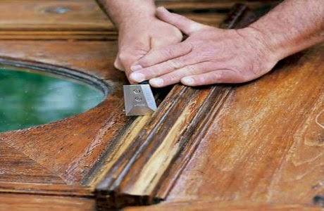 Reparaci n de muebles carpintero madrid - Pasta para reparar madera ...