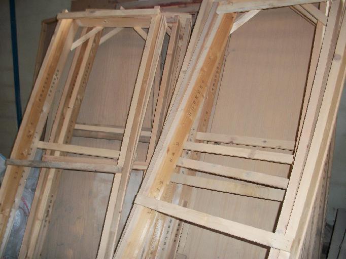 Puertas armarios premarcos y molduras carpintero madrid for Puertas prefabricadas precios